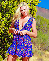 Sample Thumb - Christine in Floral Dress