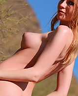 Sample Thumb - Aimee Addison in Explorations in the Desert